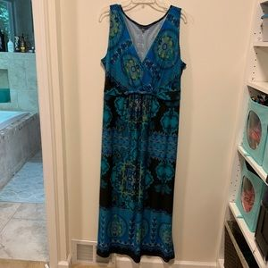 NY Collection Maxi Dress - plus size 2x